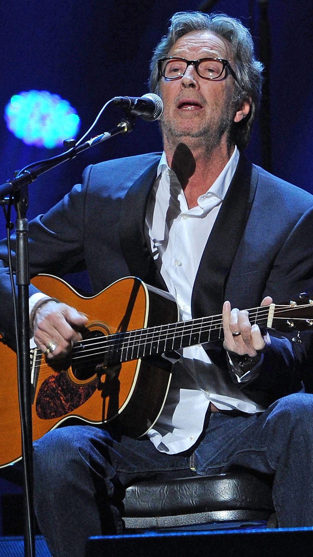 eric clapton opens up about going deaf and ongoing health