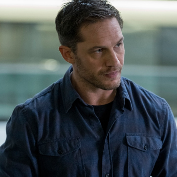 tom hardy reveals what his son really thinks of his venom role e news