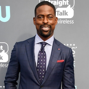 Sterling K. Brown, 2018 Critics' Choice Awards