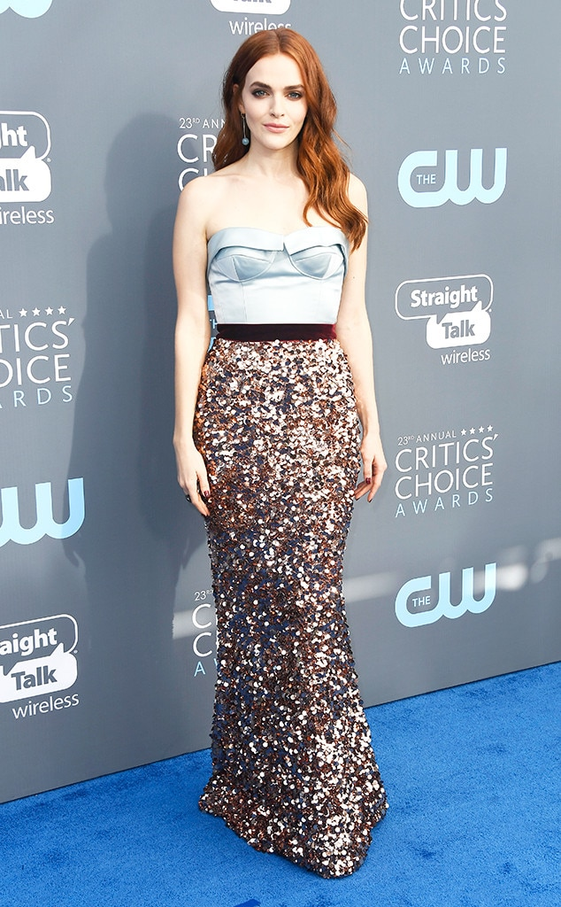 Madeline Brewer, 2018 Critics' Choice Awards