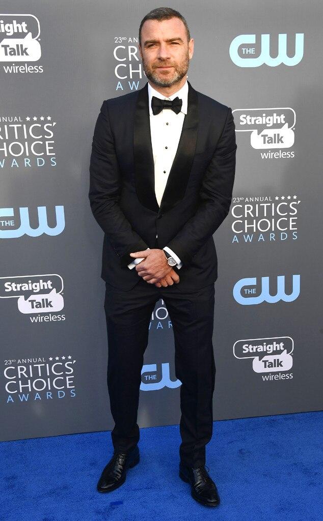 Liev Schreiber, 2018 Critics' Choice Awards