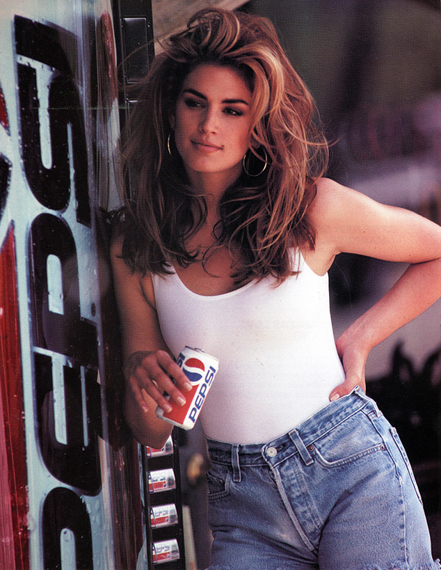 Cindy Crawford, Pepsi, Super Bowl