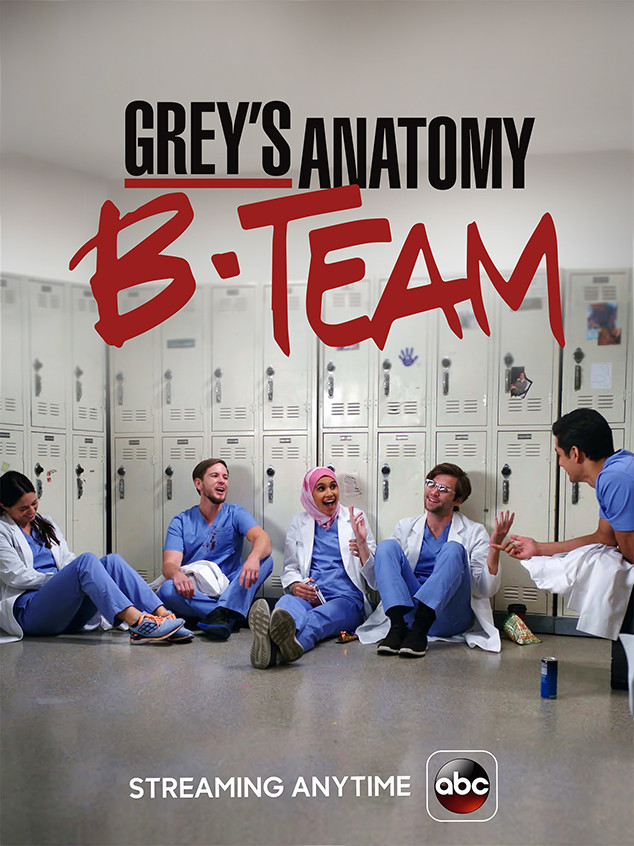 Grey's Anatomy, Grey's Anatomy: B-Team