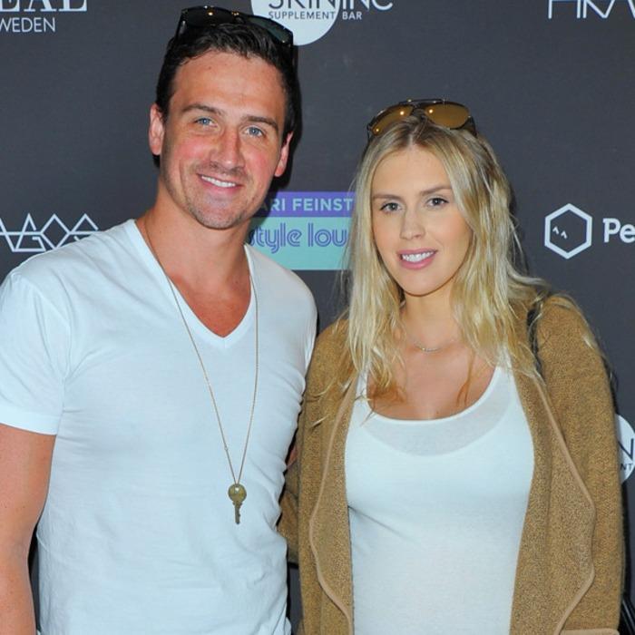 Ryan Lochte And Kayla Rae Reid Get Marriedagain E News Australia