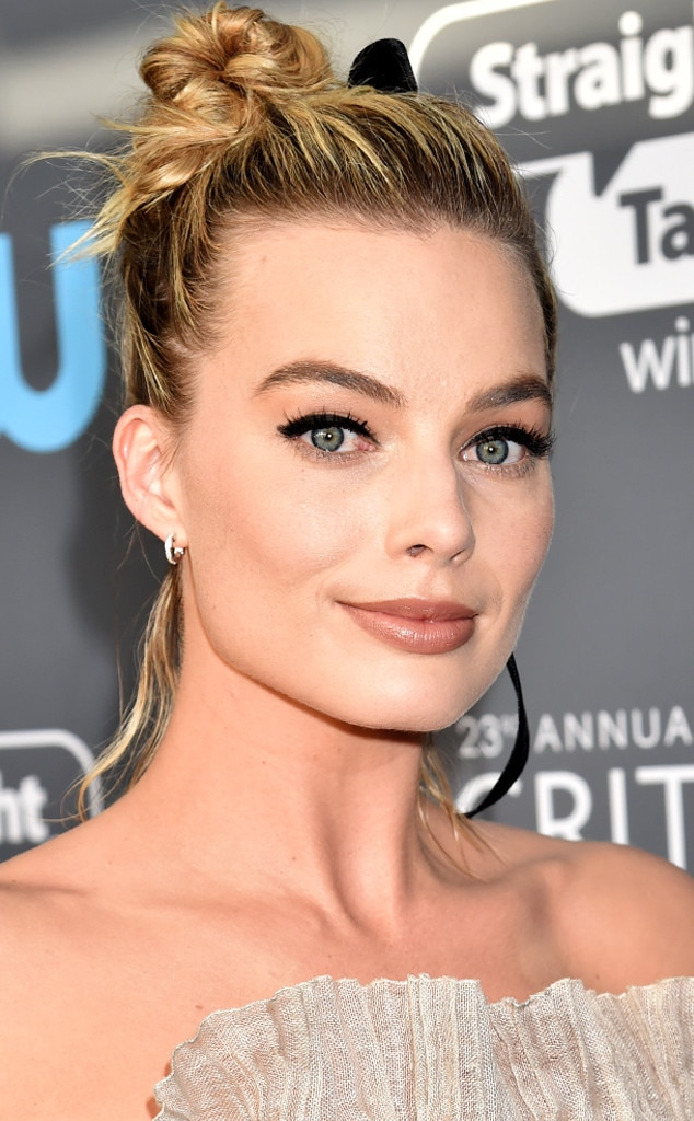 ESC: Drugstore Beauty, Critic's Choice, Margot Robbie