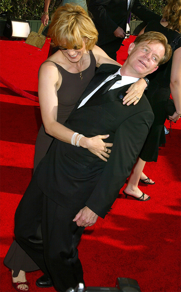 William H. Macy, Felicity Huffman, 2003 SAG Awards