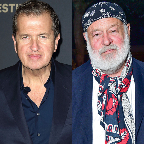 Anna Wintour Responds to Mario Testino and Bruce Weber Allegations