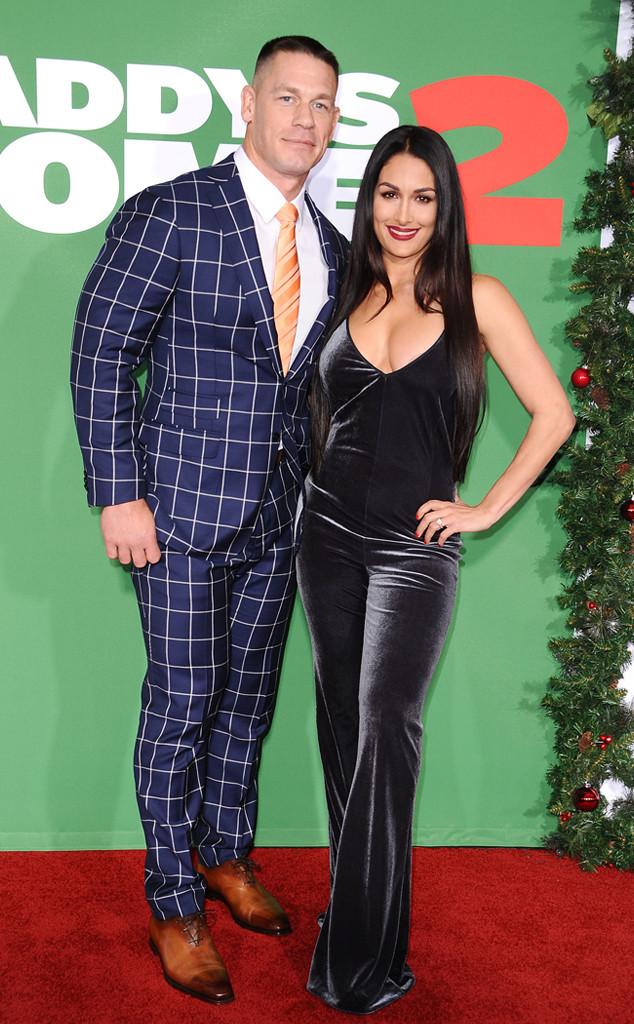 John Cena and Nikki Bella\'s Unexpected Split: How Their Love Story ...