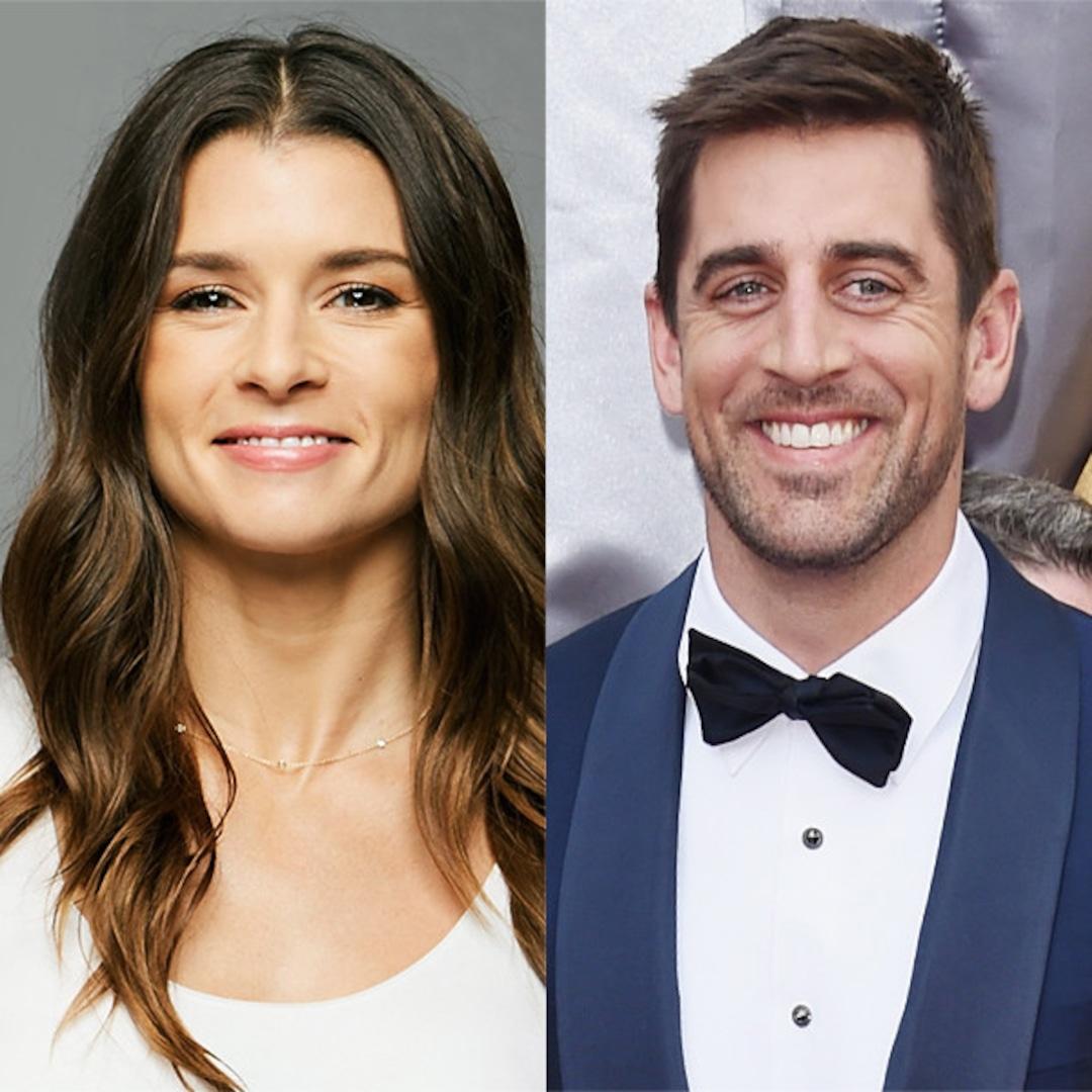 Danica Patrick Confirms She S Dating Quarterback Aaron Rodgers E Online Deutschland