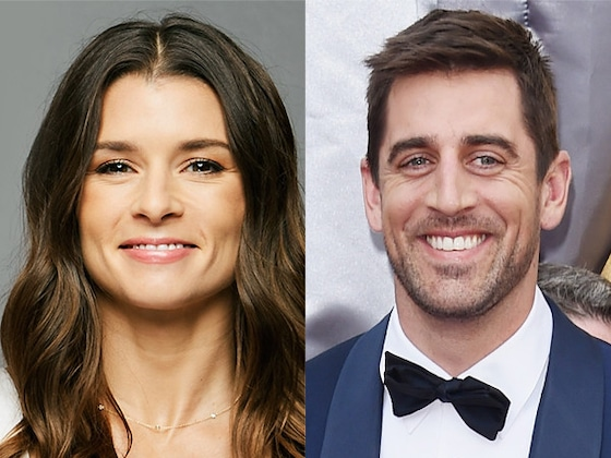 "Danica Patrick Opens Up About Dating Her ""Hot"" Boyfriend Aaron Rodgers"
