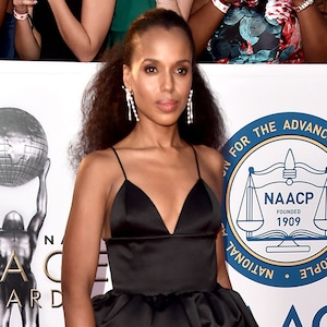 Kerry Washington, 2018 NAACP Image Awards
