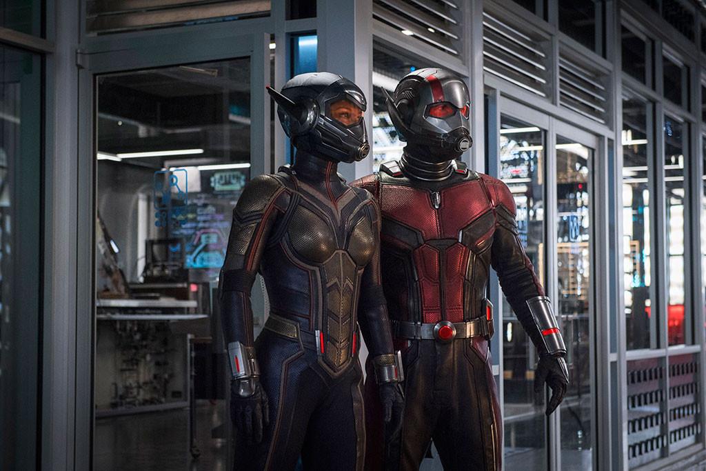 Para Kritikus Sepakat Ant-Man and the Wasp Film Termenarik Marvel - 3