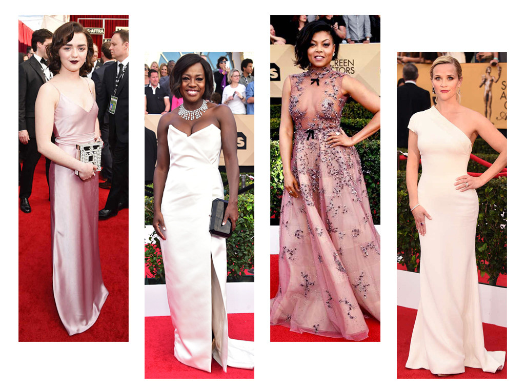 ESC: Sag Awards Best Dressed Ever