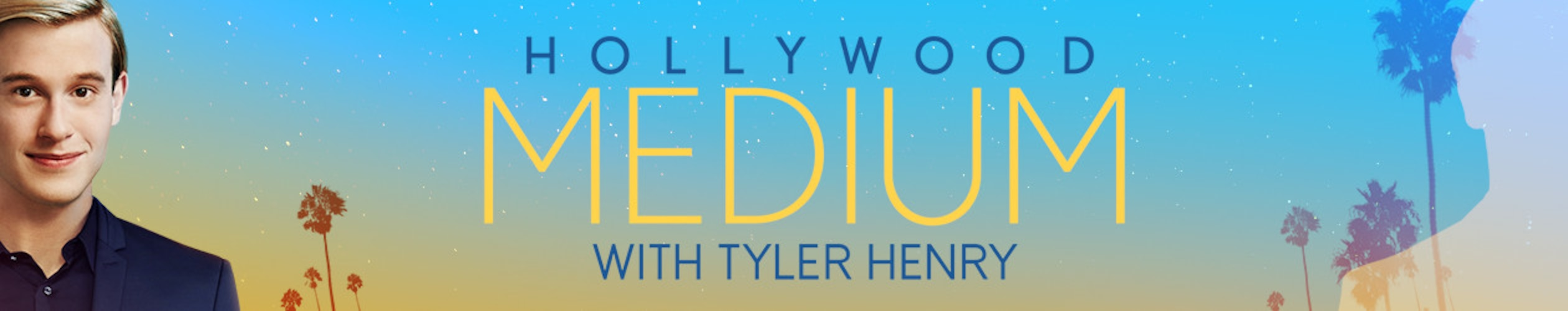 Hollywood Medium Tune-In Banner