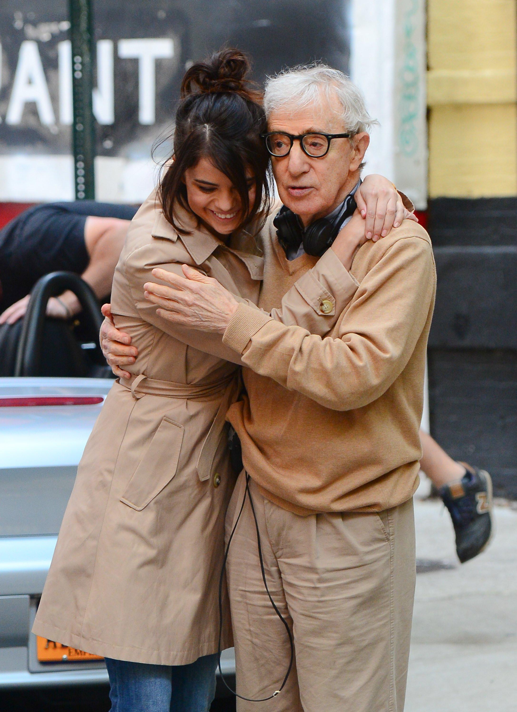 Selena Gomez, Woody Allen