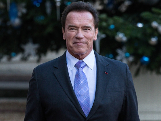 "Arnold Schwarzenegger Calls Donald Trump a ""Little Wet Noodle"" After Vladimir Putin Press Conference"