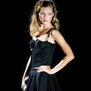 ESC: Versace, Kate Moss 1990