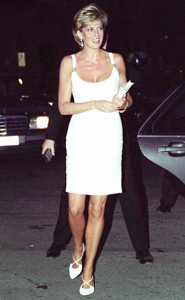 ESC: Versace, Princess Diana, 1995