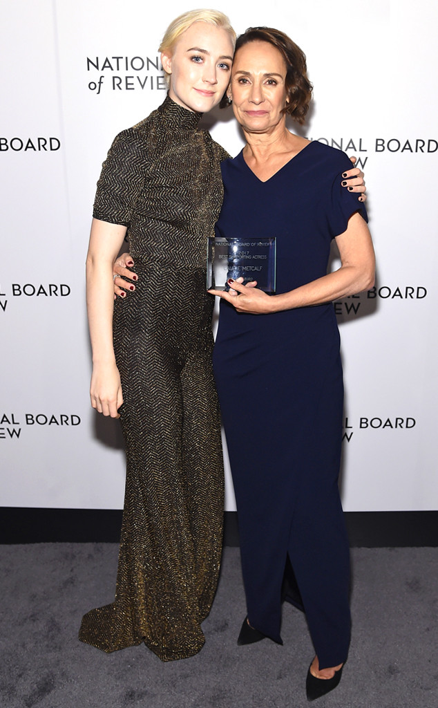 Laurie Metcalf, Saoirse Ronan