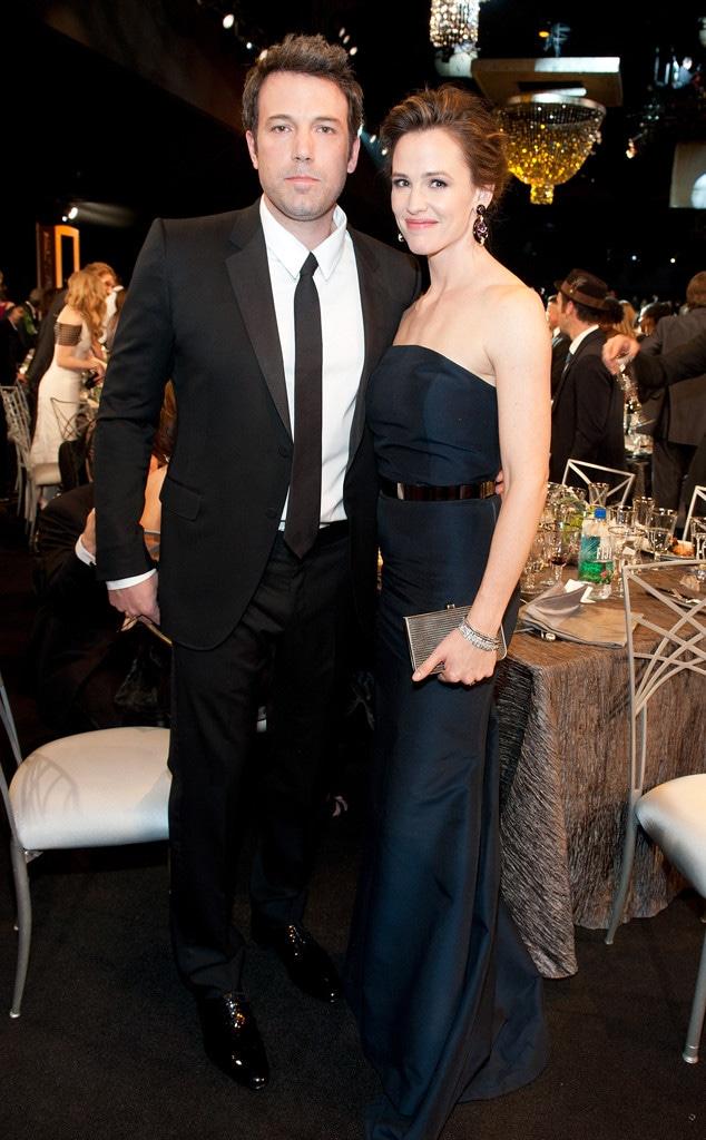 Ben Affleck, Jennifer Garner, SAG, SAG Awards, 2014