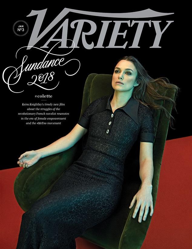 Keira Knightley, Variety