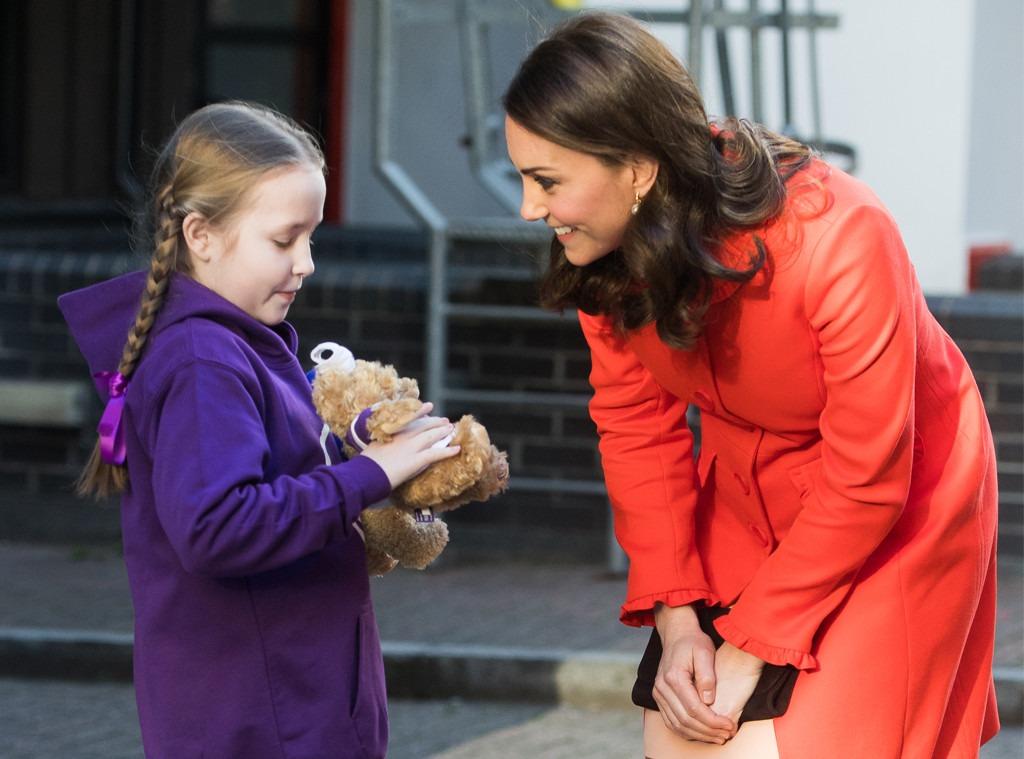 Ava Watt, Kate Middleton