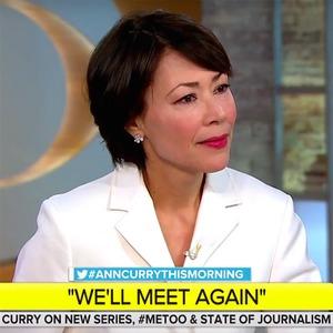 Ann Curry, CBS This Morning