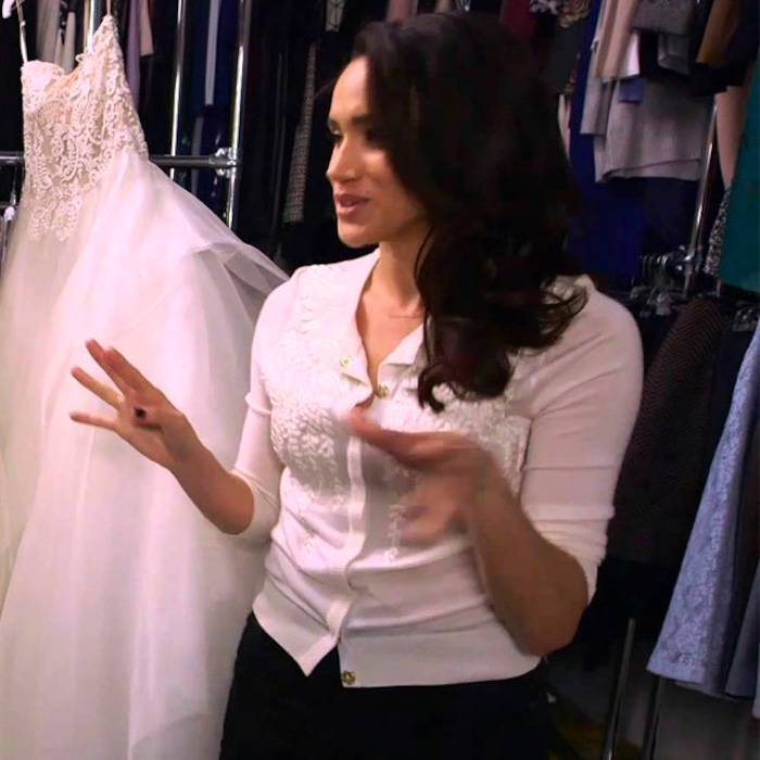 bf749d4c1e65 Countdown to the Royal Wedding: The Battle to Dress Meghan Markle for Her  Big Day | E! News