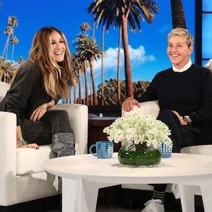 Sarah Jessica Parker, Ellen DeGeneres
