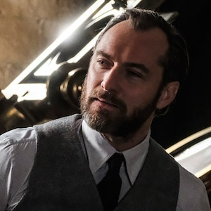 Fantastic Beasts: The Crimes of Grindelwald, Jude Law