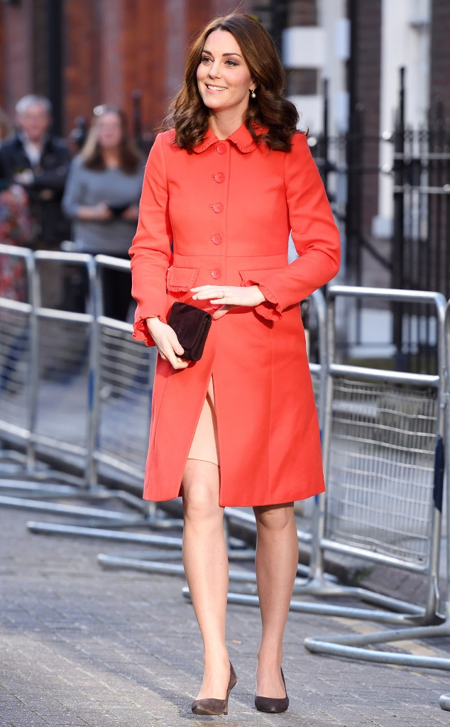 How Kate Middleton S Fashion Always Stands Out E Online