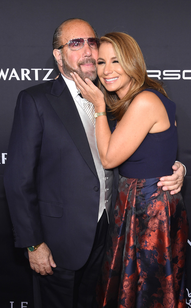 Jill Zarin, Bobby Zarin, Angel Ball, 2016