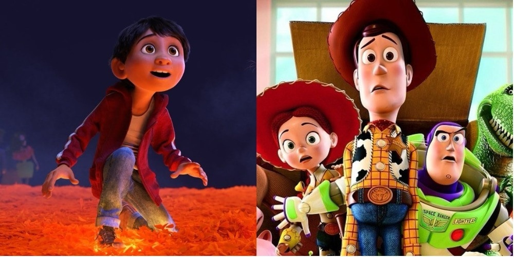 Coco, Toy Story