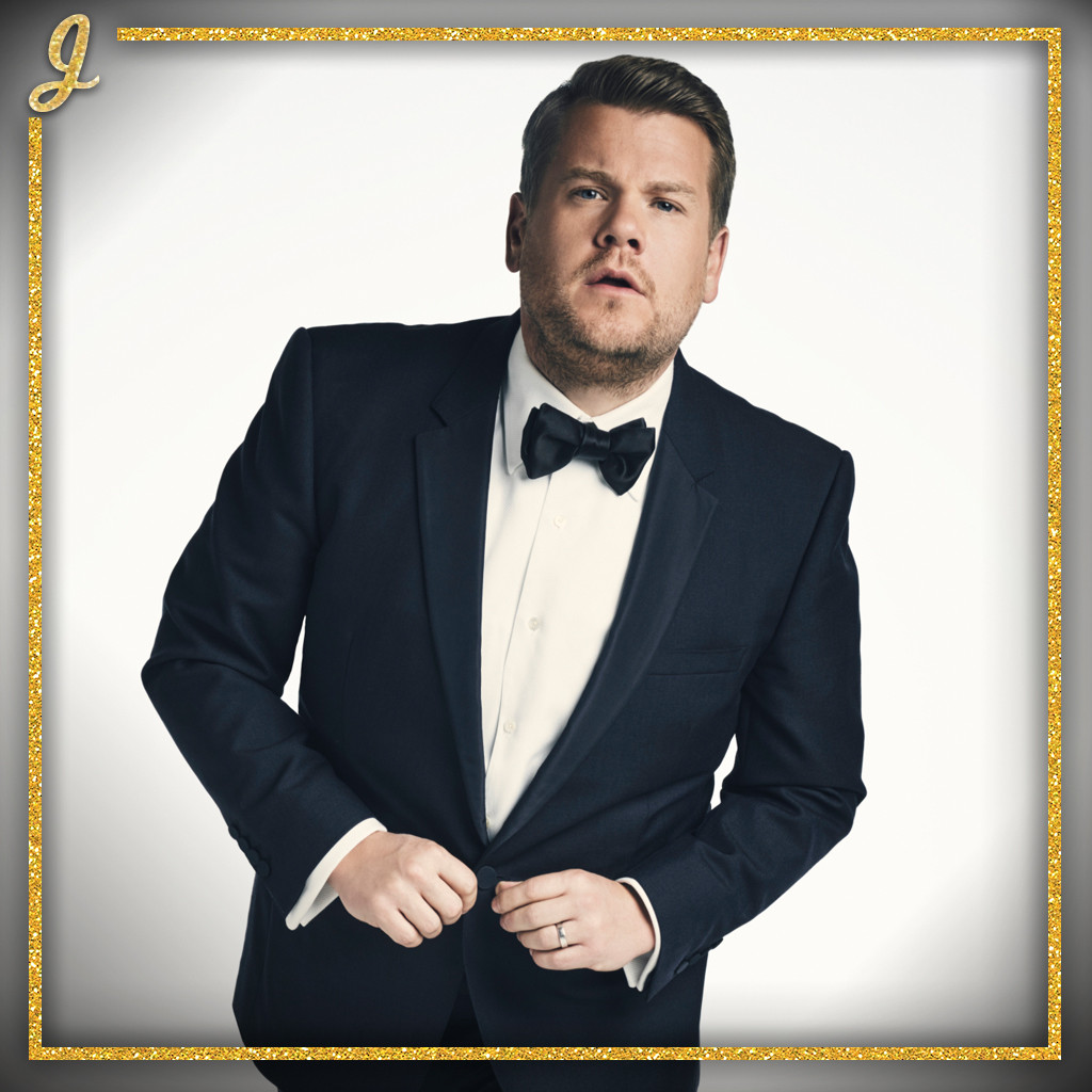 2018 Grammy awards A to Z, J James Corden