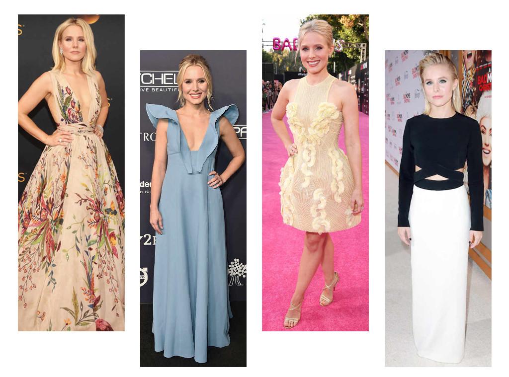 ESC: Kristen Bell's Best Looks
