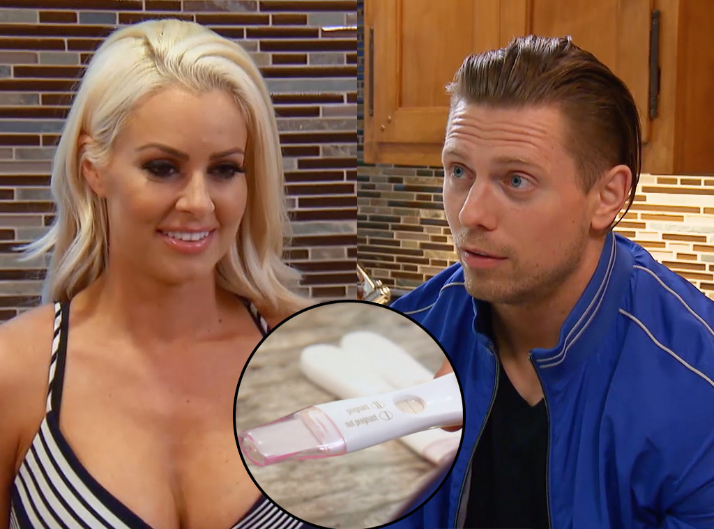 The Miz, Maryse
