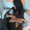 Salma Hayek, Dog
