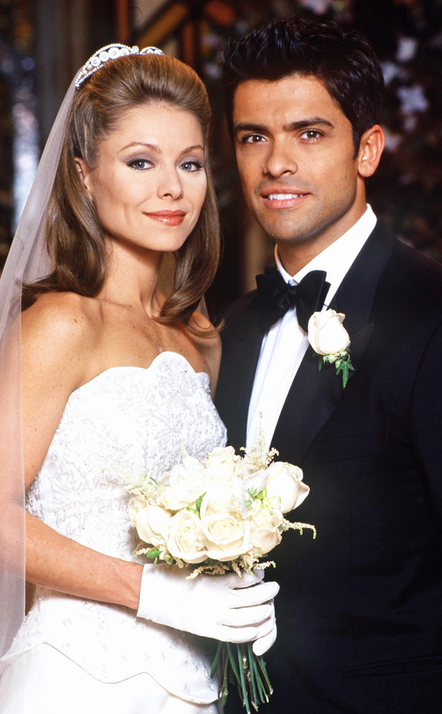 kelly ripa dating history Kelly ripa and mark consuelos define relationship goals here's how their  relationships has evolved from the all my children days till now.