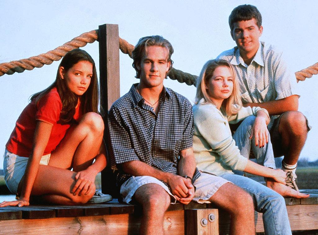 Dawson's Creek, Katie Holmes, James Van Der Beek, Michelle Williams, Joshua Jackson