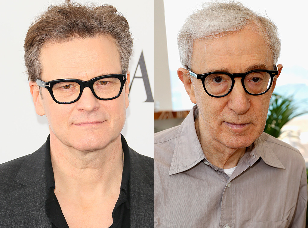 Colin Firth Vows to Never Work With Woody Allen Again | E ...