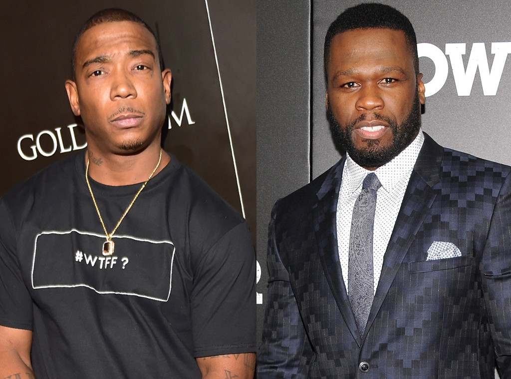 Ja Rule, Curtis Jackson, 50 Cent