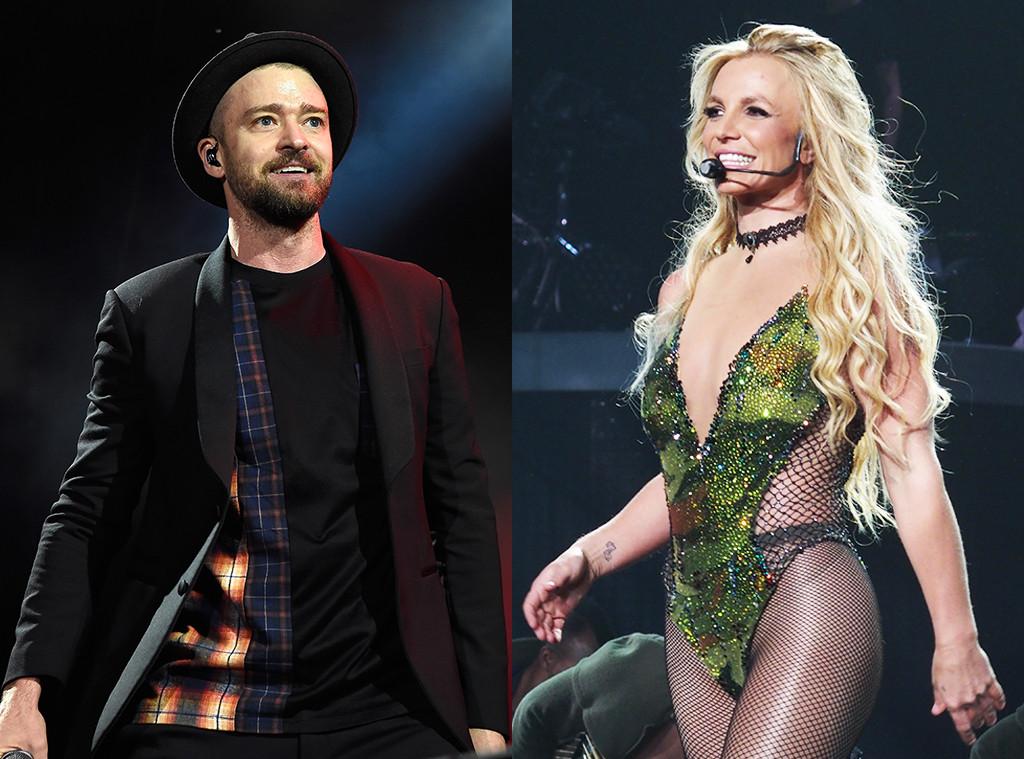 Justin Timberlake, Britney Spears, Las Vegas