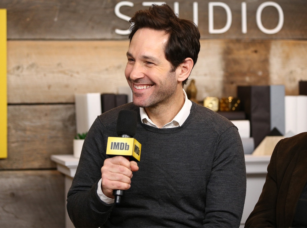 Paul Rudd from 2018 Sundance Film Festival: Star Sightings | E! News