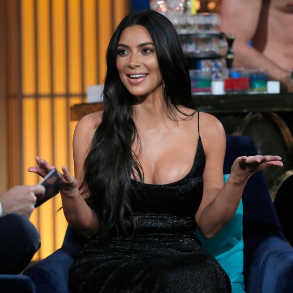 Kim Kardashian, Watch What Happens Live