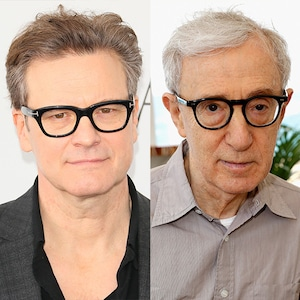 Colin Firth, Woody Allen
