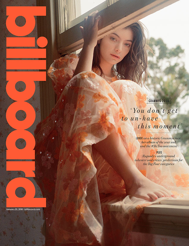 Lorde, Billboard