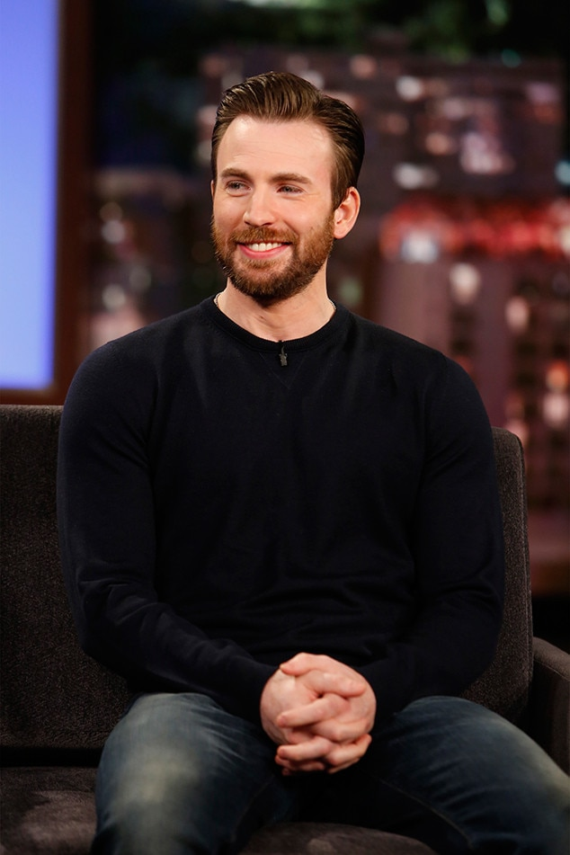 Chris Evans Big Cock
