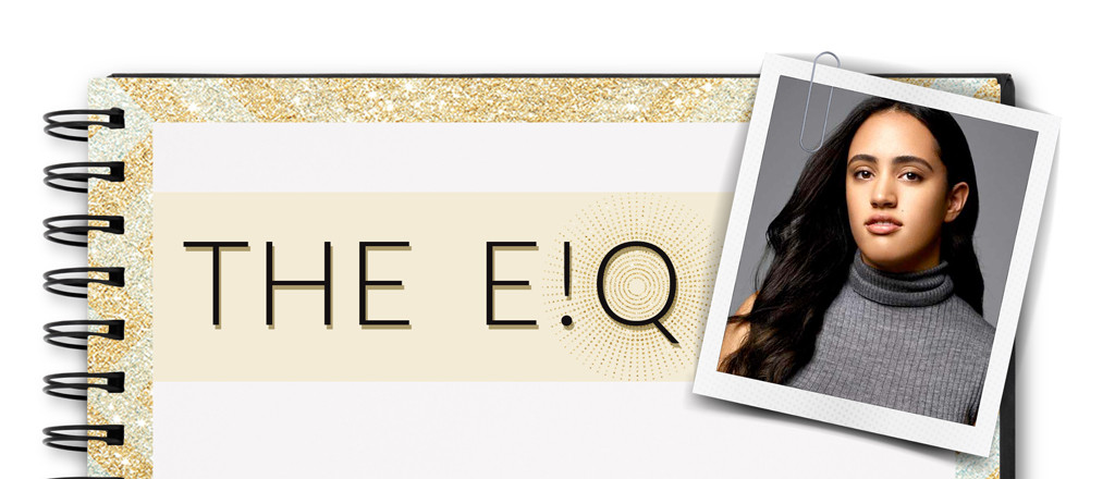 E! Q, Simone Garcia Johnson