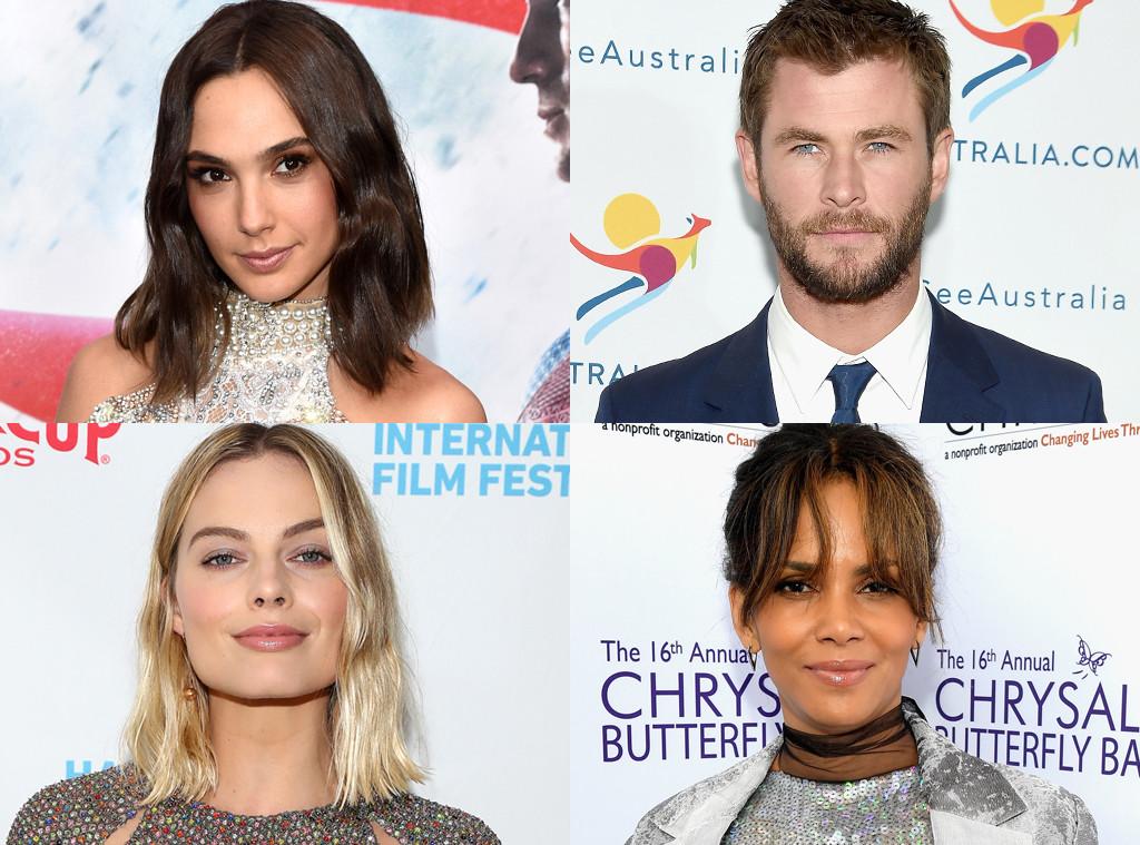 Golden Globes Polls, Fave superhero