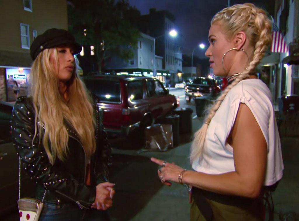 Lana, Carmella, Total Divas